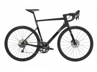 Bicicleta Cannondale SuperSix EVO Carbon Disc Ultegra 2021 Matte Black