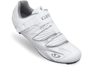 Pantofi ciclism Giro Solara Patent white silver 37
