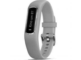 Bratara fitness Garmin Vivosmart 4 Gray/Silver