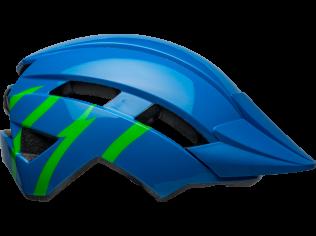 Casca copii Bell Sidetrack II Blue Green