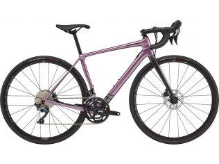 Bicicleta dama Cannondale Synapse Carbon Ultegra 2021 Lavender