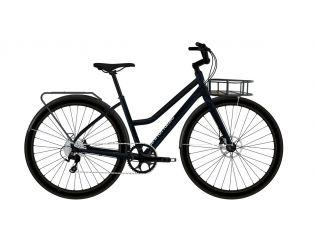 Bicicleta Cannondale Treadwell EQ DLX Remixte 2021 Black Magic