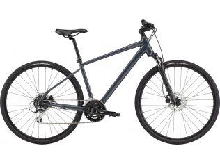 Bicicleta Cannondale Quick CX 3 2021 Slate Gray