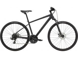 Bicicleta Cannondale Quick CX 4 2021 Black