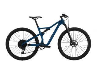 Bicicleta Cannondale Scalpel Carbon SE 1 2021 Abyss Blue