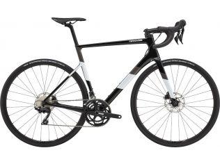Bicicleta Cannondale SuperSix EVO Carbon Disc 105 2021 Black Pearl