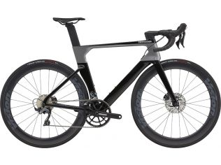 Bicicleta Cannondale SystemSix Carbon Ultegra 2021 Pearl Black