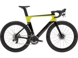 Bicicleta Cannondale SystemSix Hi-MOD Red eTap AXS 2021 Carbon
