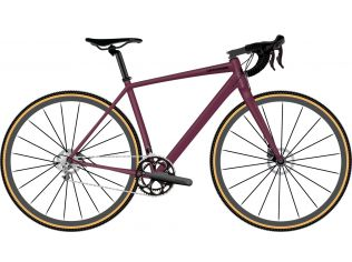 Bicicleta Cannondale Topstone 3 2021 Black Cherry
