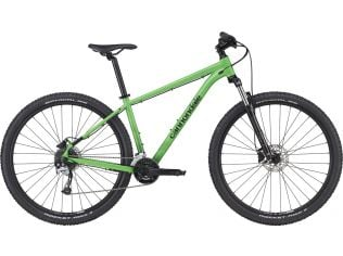 Bicicleta Cannondale Trail 7 2021 green
