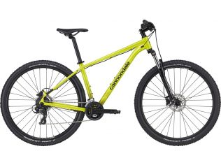 Bicicleta Cannondale Trail 8 2021 highlighter