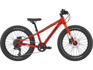 Bicicleta copii Cannondale Cujo Race 20+ 2021