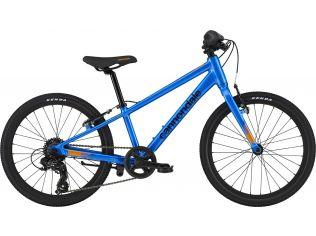 Bicicleta copii Cannondale Quick 20 2021 electric blue