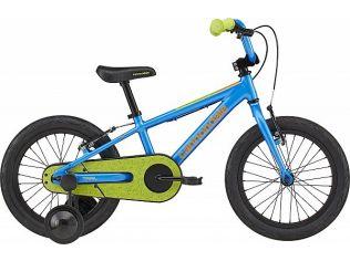Bicicleta copii Cannondale Trail Freewheel 16 2021 electric blue