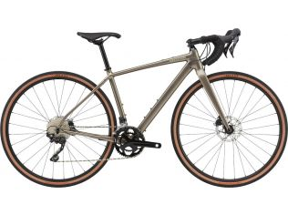 Bicicleta dama Cannondale Topstone 2 2021 Meteor Gray