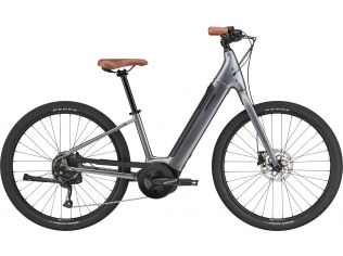 Bicicleta Electrica Cannondale Adventure Neo 4 Grey 2021