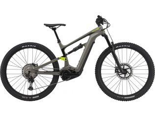 Bicicleta electrica Cannondale Habit Neo 2 2021 stealth gray