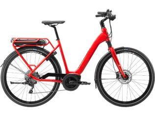 Bicicleta electrica Cannondale Mavaro Active City Acid Red 2021