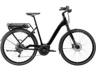 Bicicleta electrica Cannondale Mavaro Active City Black Pearl 2021