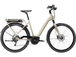 Bicicleta electrica Cannondale Mavaro Active City Champagne 2021