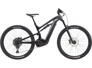 Bicicleta electrica Cannondale Moterra Neo Carbon 3 Plus 2021 black