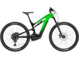 Bicicleta electrica Cannondale Moterra Neo Carbon 3 Plus 2021 green