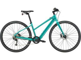 Bicicleta electrica Cannondale Quick Neo SL 2 Remixte 2021