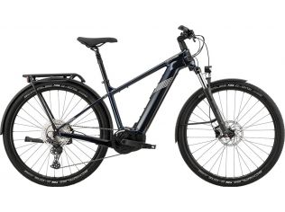 Bicicleta Electrica Cannondale Tesoro Neo X 2 Midnight 2021