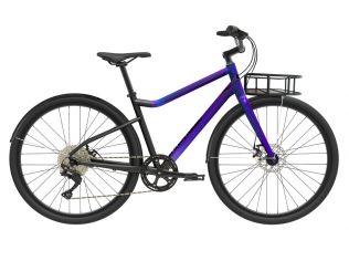 Bicicleta electrica Cannondale Treadwell Neo 2 EQ Purple Haze 2021
