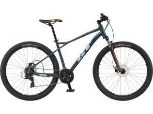 Bicicleta GT Aggressor Expert Slate Gray 2021