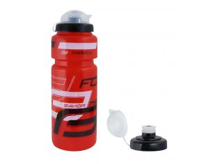 Bidon Force Savior Ultra 0.75L Red/White/Black