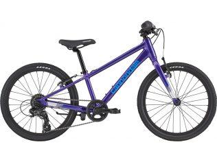 Bicicleta copii Cannondale Quick 20 2021 ultra violet