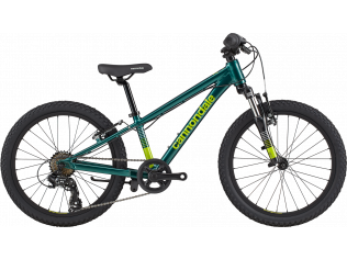 Bicicleta copii Cannondale Trail 20 2021 Green