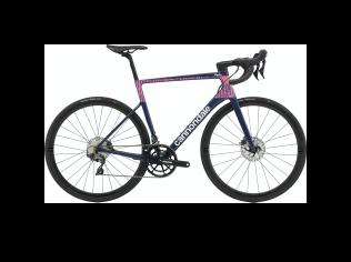 Bicicleta Cannondale SuperSix EVO HI-MOD Disc Dura Ace DI2 Team Replica 2021