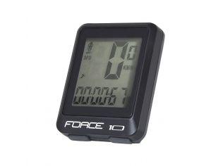 Ciclocomputer Force 10F Cu Fir Black