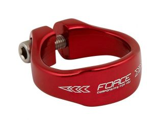 Colier Force 34.9 Mm Al. Red