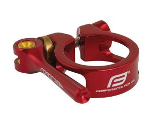 Colier Force Cu Clema 31.8 Mm Al Red