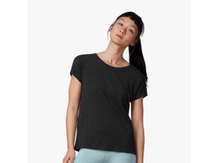 Tricou Alergare Dama On Comfort-T negru