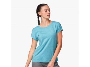 Tricou Alergare Dama On Comfort-T bleu