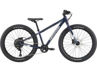 Bicicleta copii Cannondale Cujo Race 24+ 2021