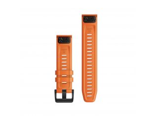 Curea Garmin Quickfit 22 Silicon Ember Orange