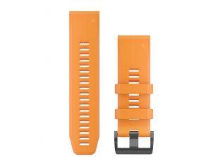 Curea Garmin Quickfit 26 Silicon Orange