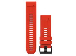 Curea Garmin Quickfit 26 Silicon Red