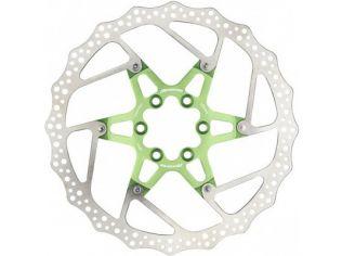 Disc Frana Reverse Discrotor 180Mm Silver/Otel Green