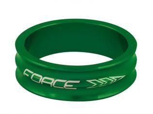 Distantier Furca Force 1.1/8 10Mm Green