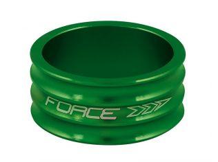 Distantier Furca Force 1.1/8 15 Mm Al. Green
