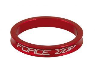 Distantier Furca Force 1.1/8 5 Mm Al. Red