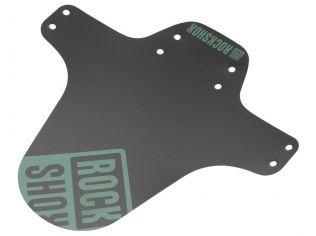 Fender RockShox MTB Black Forest Green Print