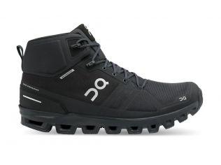 Ghete On Cloudrock Waterproof All Black