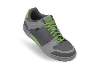Pantofi ciclism Giro Jacket grey green